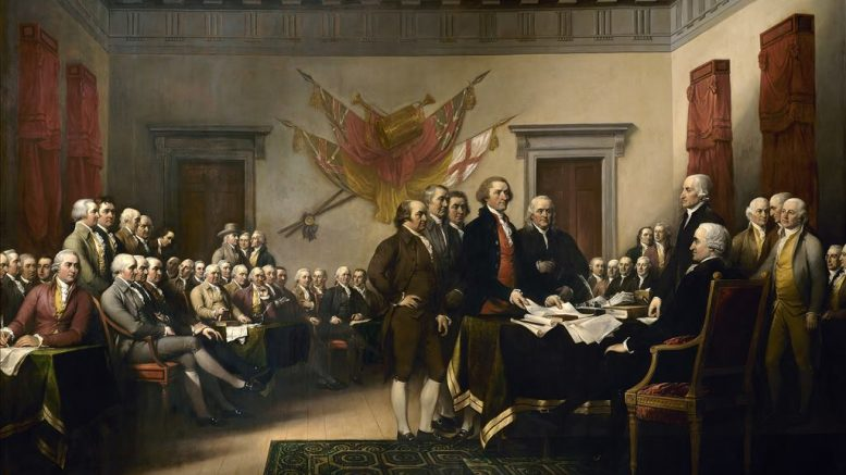 A tale of two revolutions, and why America must be celebrated